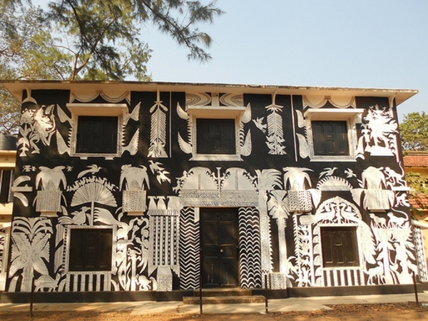 Kala Bhavan (Institute of Fine Arts), Santiniketan