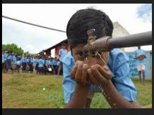 Students ill - drinking water in school