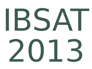 IBSAT 2013 exam from 16th Dec to 7th Jan