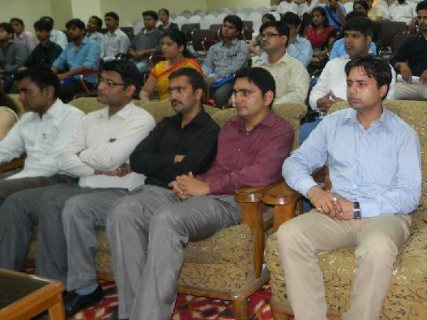 GNOIT's Orientation Programme of PGDM