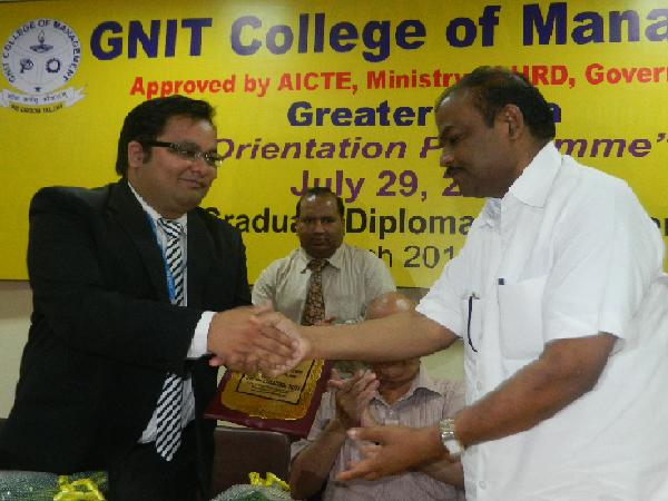 PGDM Course @ GNOIT