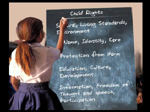 Course on Child Rights and Development