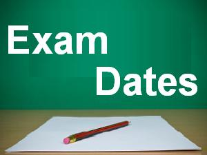 MSBSHSE Board Exam 2014 Time Tables