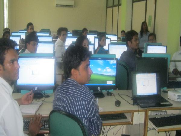 Training Program at Career College