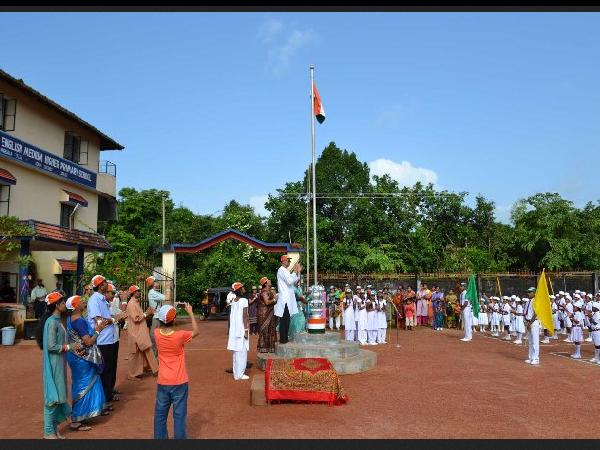 Schools celebrate Independence day