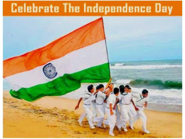 67th year of Independence