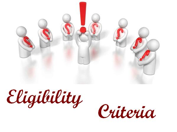 Eligibility for candidates