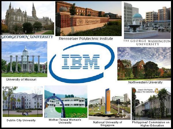 IBM & 9Varsities to train on data skills