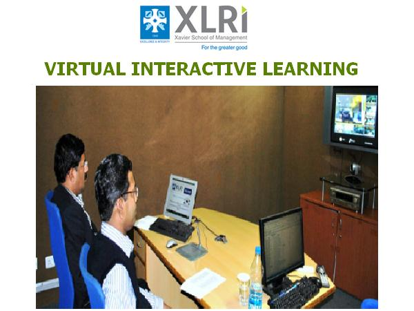 Virtual Interactive Learning (VIL) programmes