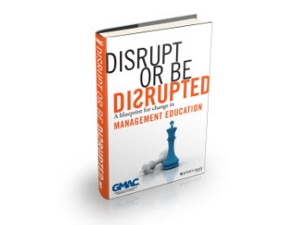 A new book commissioned by GMAC on GMAT