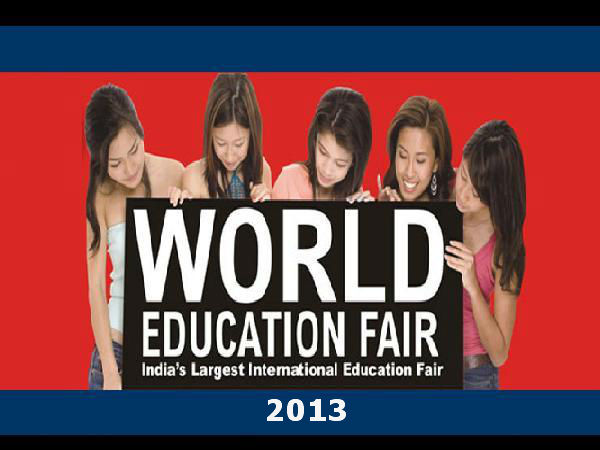 Edwise- World Education Fair 2013