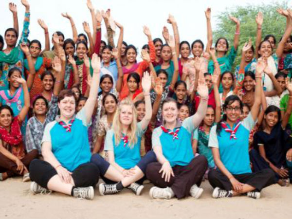 Bolton Guides to support Girls Education