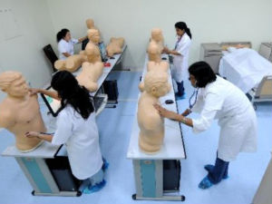 Innovation in training medical students