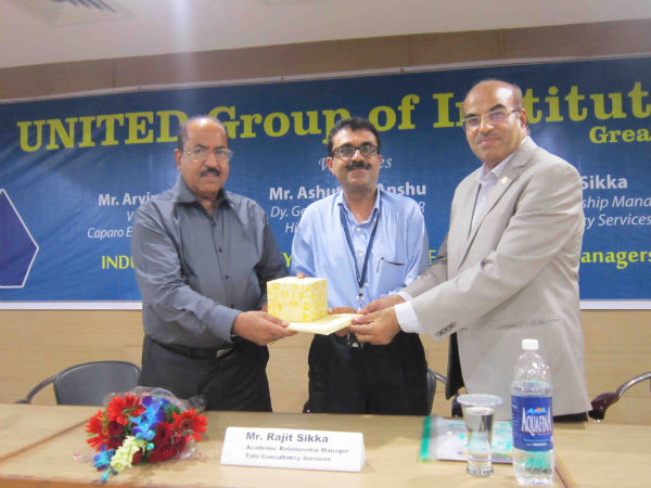 Greater Noida organised Induction Ceremony