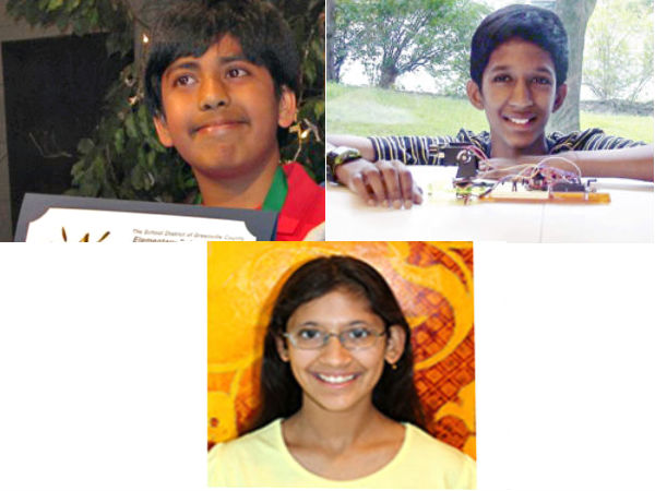 3 Indian Americans in Scientist Challeng