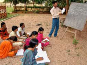 Challenge to educate people in Tribals