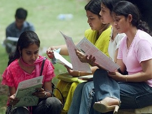 Indian students upset with fall of rupee