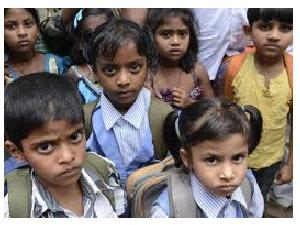 Delhi's poor not getting proper edu'n