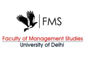 MBA & Ph.D Admission at FMS, Delhi Univ