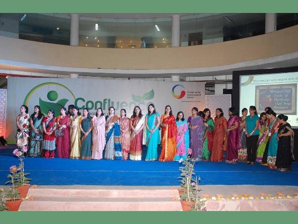 Celebration of Teachers Day in GIIS