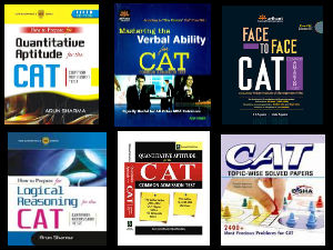 CAT 2013 entrance exam reference books