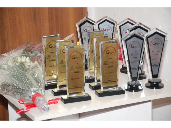 Tropies of Chess Competition