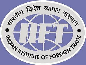 WTO course at IIFT, New Delhi