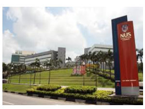Singapore's NUS ranked top varsity