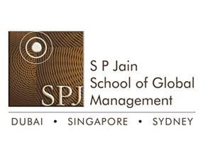 Global MBA admission at S P Jain School