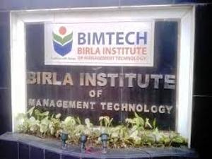 PGDM programmes admission at BIMTECH