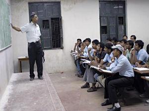 Indian school allowed evening shift