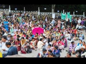 Meghalaya teachers strike hits students