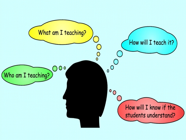 Teacher's Life: Aim To Improvise