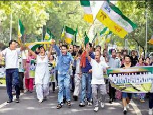 'Mission Gorkhaland' a task for students