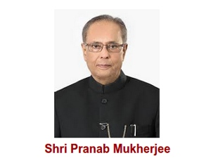Pranab to address 23 convocation of PCU