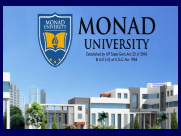 No Age Limit to LLB Courses @ Monad Univ
