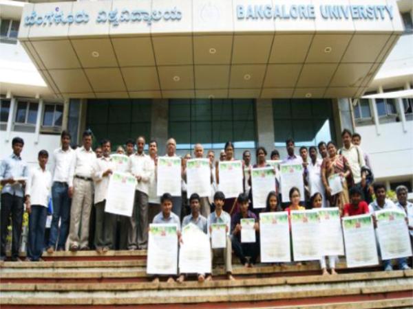 BU Non-teaching staffs held 2-hrs strike