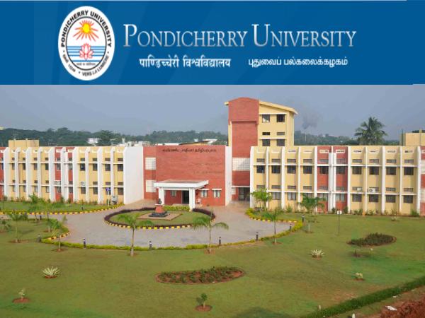 Pondicherry University Exam Date Sheet