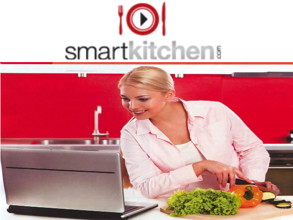 Smart Kitchen Online Cooking School