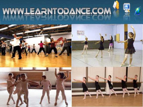 Learn to dance via online classes!!