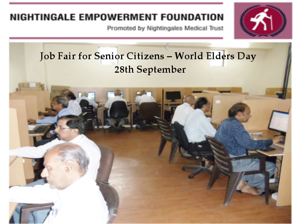 Job Fair for Senior Citizens