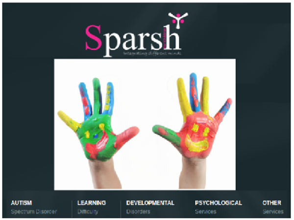 Sparsh: improving quality of children