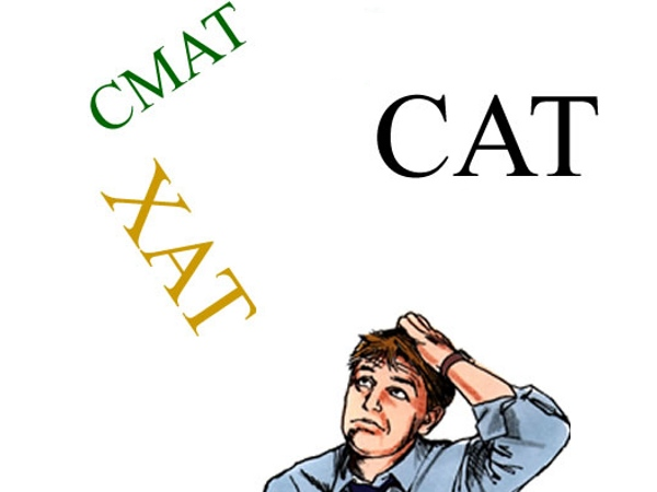 XAT, CMAT competing with CAT