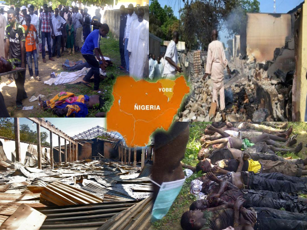 Students killed- Nigeria college attack