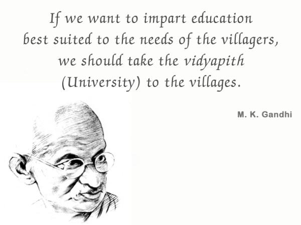 Mohandas Karamchand Gandhijis Walk Of Education And Life Careerindia