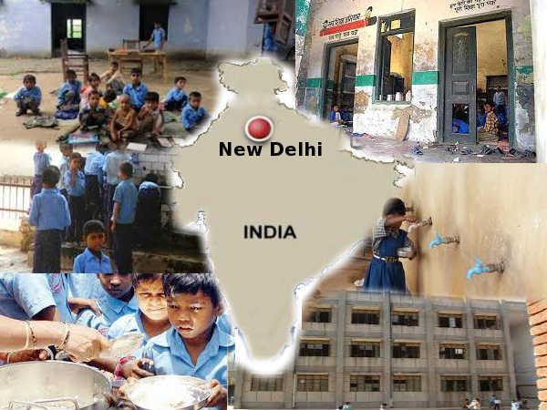 Delhi Schools violating RTE norms
