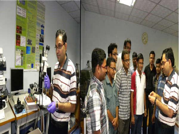 IIT-KGP Prof. gets Bhatnagar Award 2013