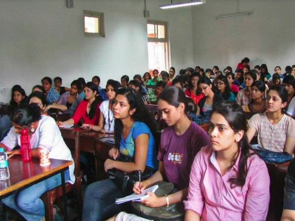 90% reservation quota to Delhi students