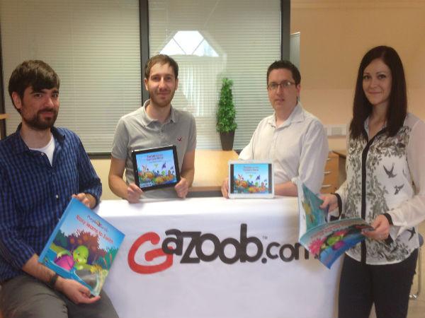 Gazoob.com to publish Purple Turtle Apps