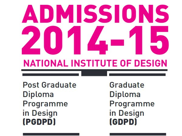 Design Program Admission at NID